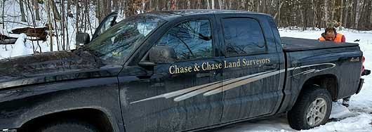 Photo of septic system designer, Chase and Chase.