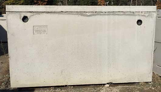 Precast Concrete Septic Tanks - AJFoss