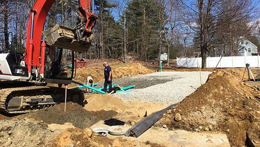 Septic system costs for NH.