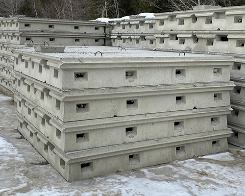 Concrete Leaching Chambers